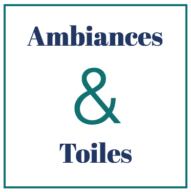 Logo du site Ambiances & Toiles