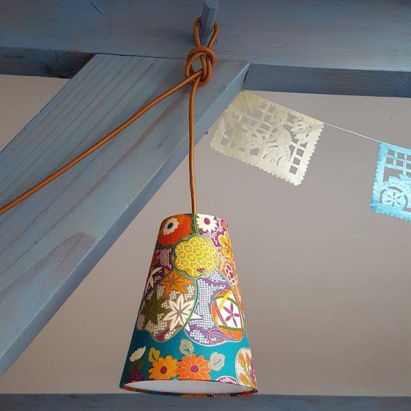 baladeuse déco tissu japonais