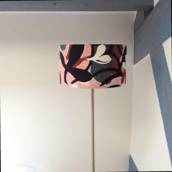 lampadaire contemporain coloré lalie design