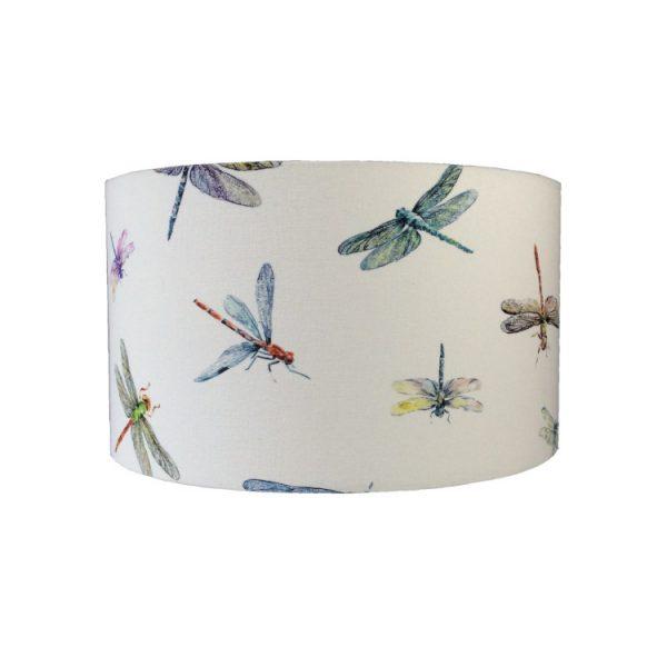 abat-jour libellules